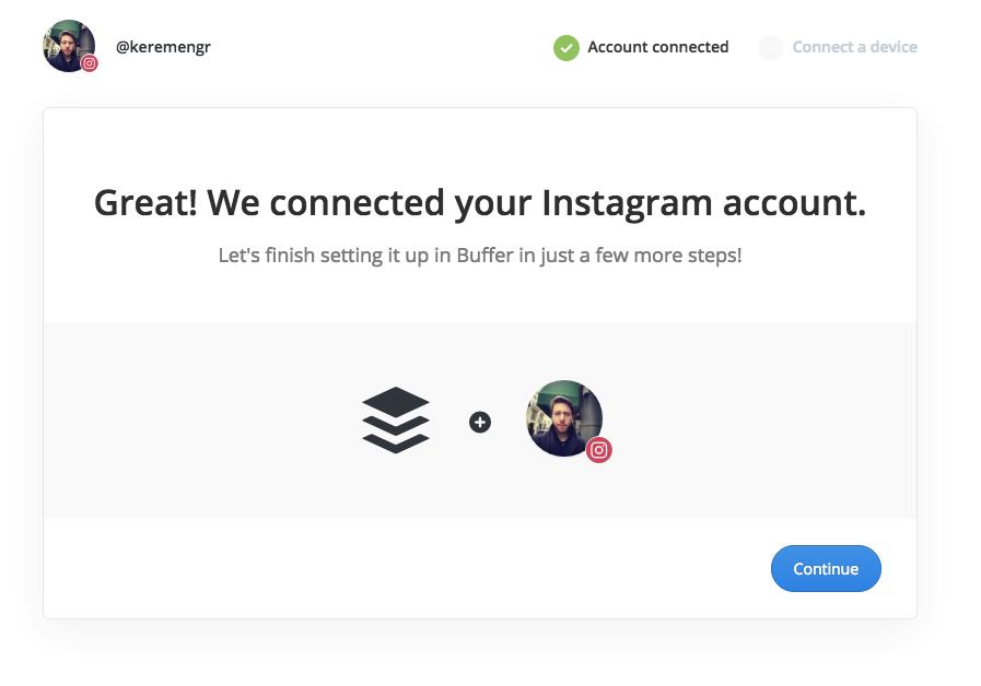Instagram'da Gönderi Zamanlama1