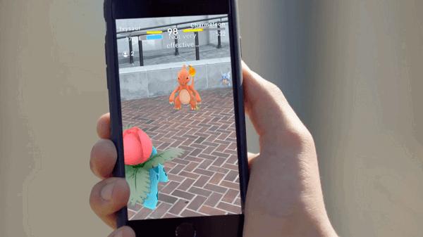 Pokemon'un Kamerada Görünmemesi Sorunu