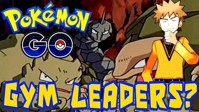 Pokemon GO'da Gym Nedir-2