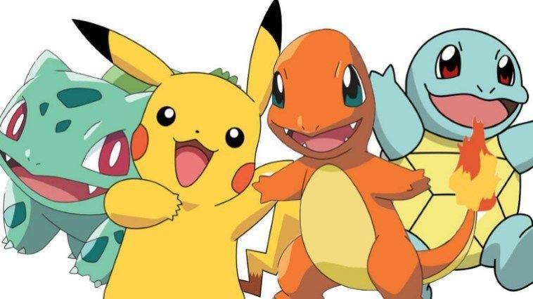 Pokemon GO'da Pikachu Yakalama