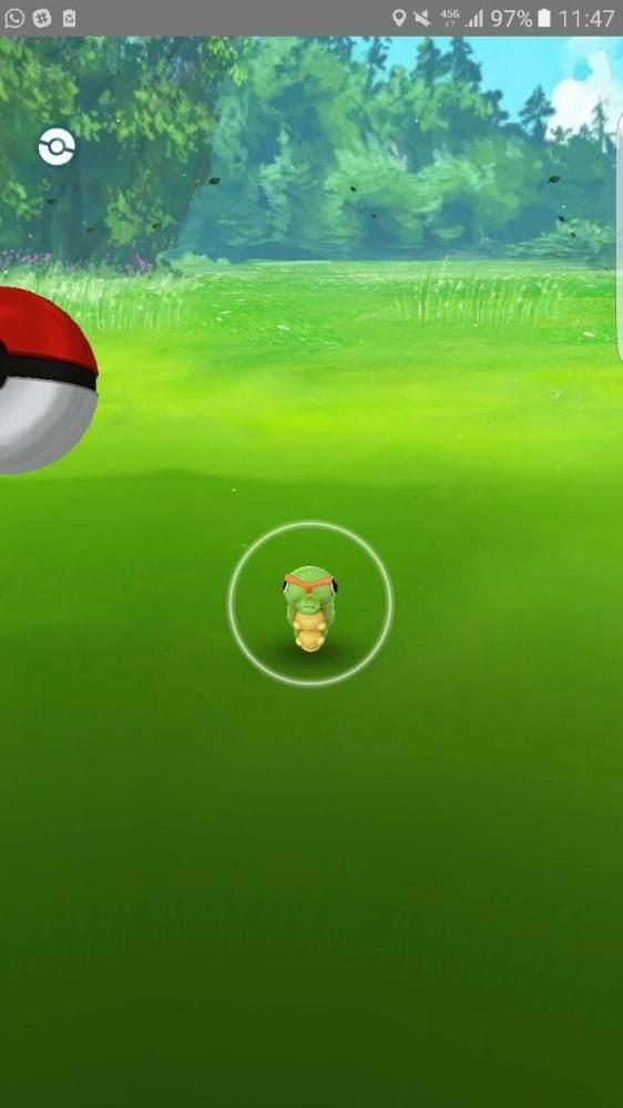 Pokemon GO'da Nasıl Pokemon Yakalanır1