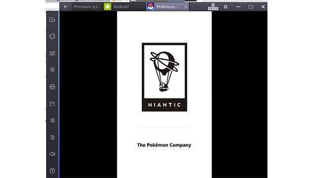 Pokemon Go Bilgisayarda Oynama3