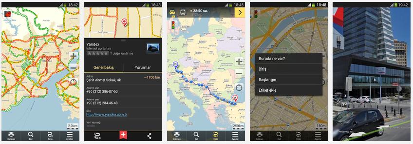 Yandex Haritalar-TeknolojiDolabi.com