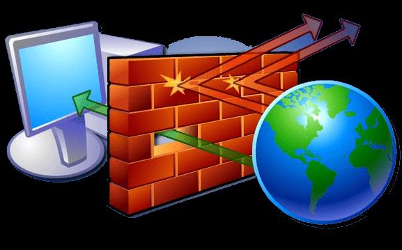 Firewall istenmeyen içerikleri bloklama