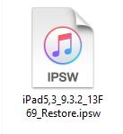 iOS 10'dan iOS 9'a Geri Dönüş Yapma2