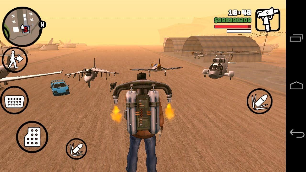 2) GTA San Andreas