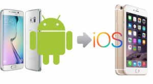 Android'den iPhone'a Rehber Aktarma