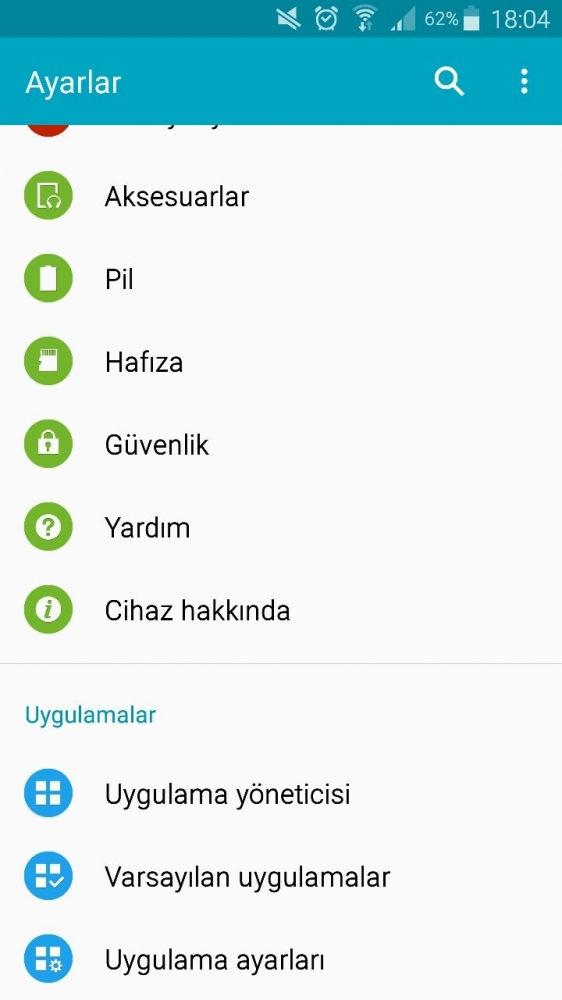 Android Cihazları Hızlandırmak için Animasyonları Kapatma1