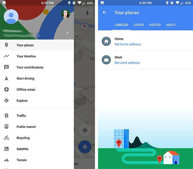 Google Maps'te Daha Etkin Navigasyon Kullanmak1