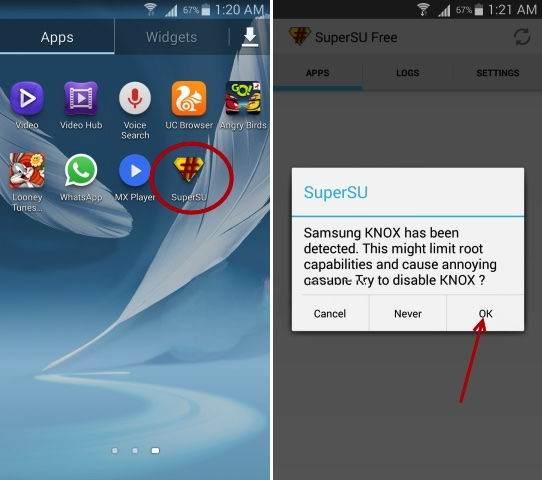 SuperSU-App