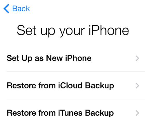 Unutulmuş iOS Parolası Nasıl Sıfırlanır4