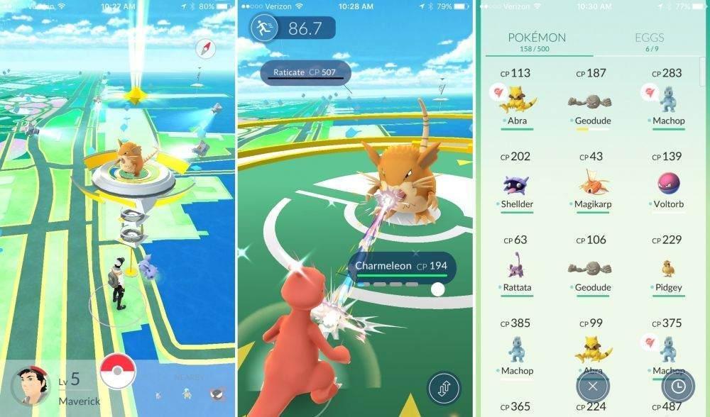 Pokemon GO Pil Tasarruf Modu ve Fake GPS Kalktı!