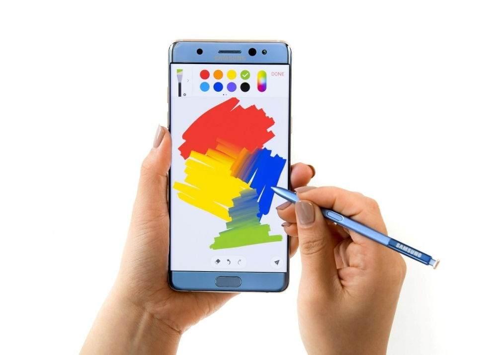 Samsung Note (S Note)