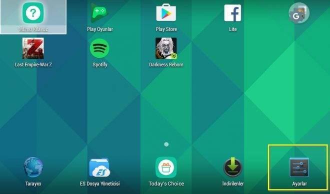 Android Cihazda MAC Adresi Nasıl Öğrenilir?