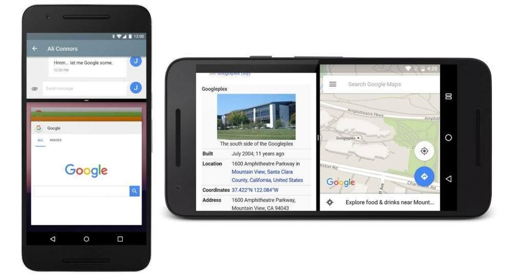 Android 7.0 Nougat ve iOS 10 Karşılaştırması