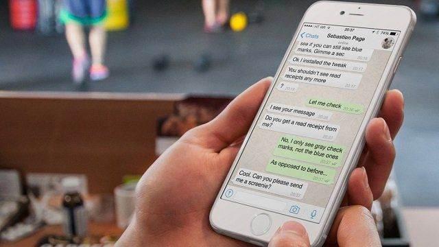 Android'den iPhone'a Whatsapp Yazışmalarını Aktarma