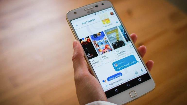 Google Allo Grup Sohbeti Açma