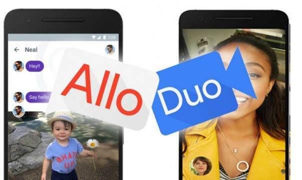Google Allo Profil Resmi Değiştirme