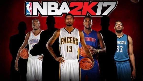 NBA 2K17 Android indir