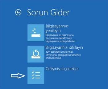 Sistemi Göremeyen Windows 10 Nasıl Düzeltilir