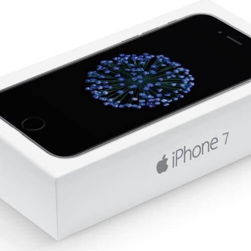 iPhone 7 Kutu Açma Videosu