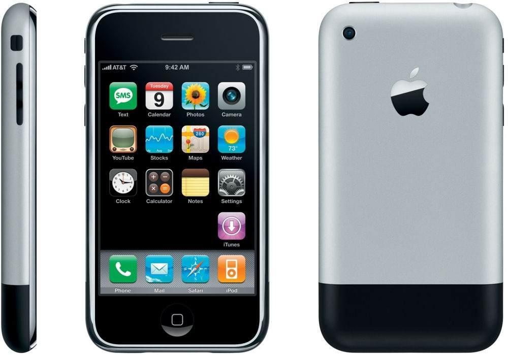 Dünden Bugüne iPhone Tarihi