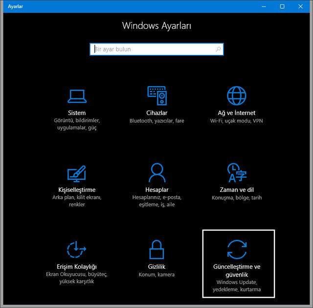 Windows 10'u İlk Günki gibi Tertemiz Yapın