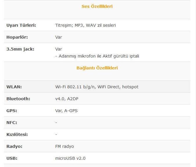 Huawei Honor Holly 3 Özellikleri ve Fiyatı