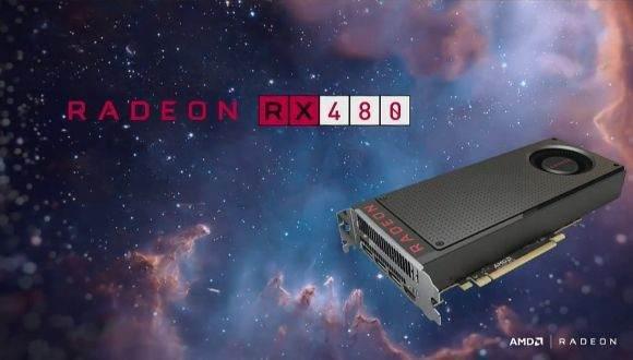AMD Radeon RX 480 Özellikleri