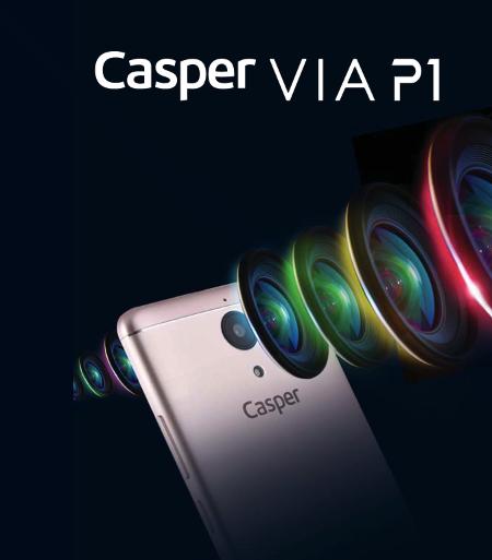 Casper VIA P1 Özellikleri