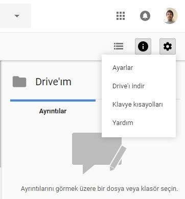 Google Drive'dan Whatsapp Yedeği İndirme
