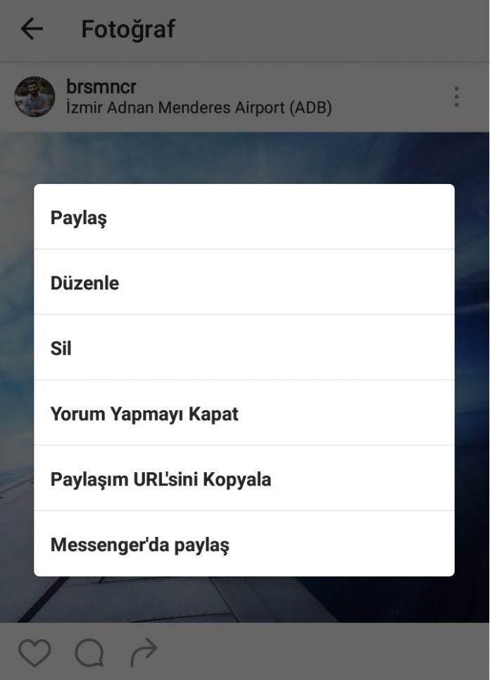 Instagram'da Yorum Kapatma ve Filtreleme