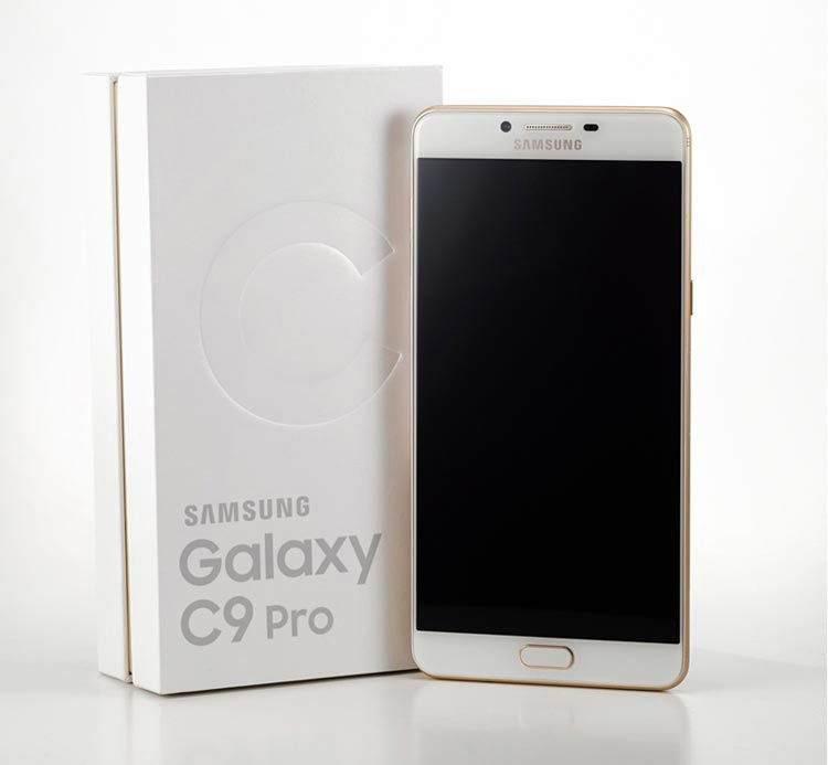 Samsung Galaxy C9 Pro Özellikleri !