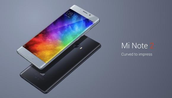 Xiaomi Mi Note 2 Özellikleri ve Fiyatı