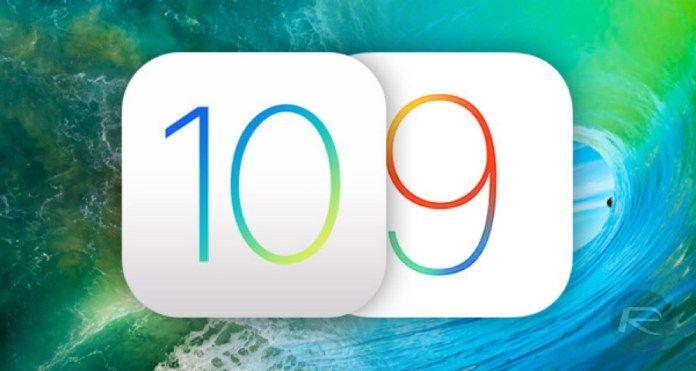 iOS 10'dan iOS 9.3.5'e Nasıl Geri Dönülür