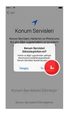 iPhone etkinlestirme _5