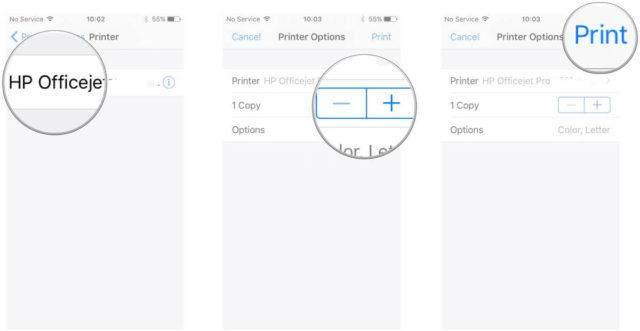 iPhone ve iPad'de Fotoğraf Baskısı Nasıl Alınır ?