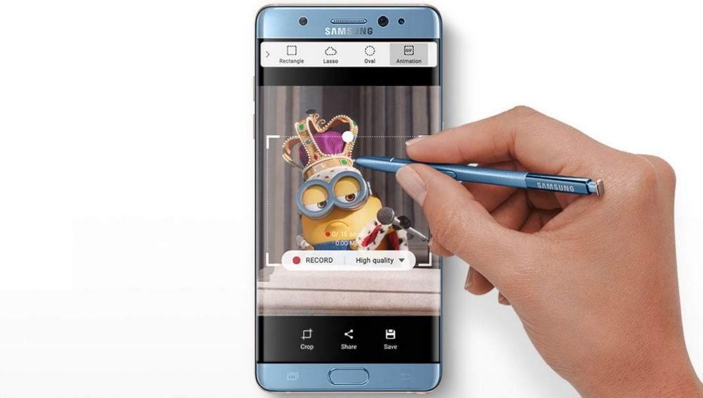 Note 7 Özelliklerini Note 5'te Kullanma