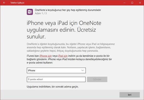 windows-10-ile-iphone-senkronizasyon-1