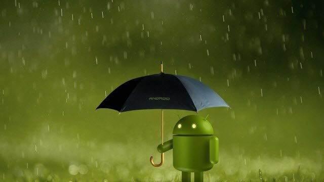 Android Dosyaları ve Ayarları Silmeden Sıfırlama