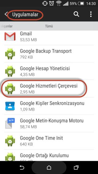 Google Play DF-BPA-09 Hatası ve Çözümü