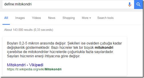 Google Aramalarda Sizi Direk Sonuca Götürecek 14 Komut