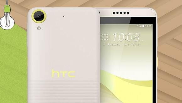 HTC Desire 650 Özellikleri