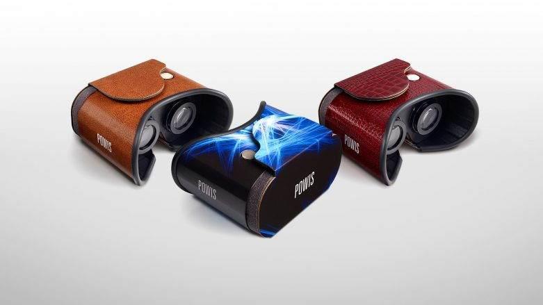 Orta Segmet Alınabilecek İdeal Özelliklerde 4 VR Gözlük - Powis Viewr 2.0 Gözlükleri