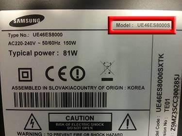 Samsung Smart TV'nizin Model Serisini Bilmiyor musunuz