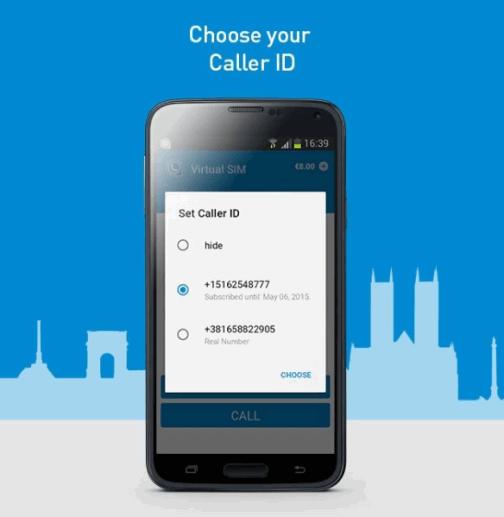 Sahte Numara Almak için 3 Android Uygulaması - virtual sim