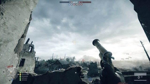 battlefield 1 flare