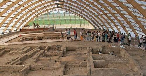 Çatalhöyük Neolitik Kenti (Konya)
