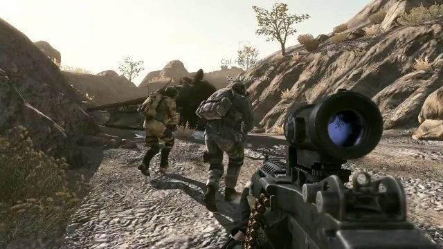 Sakıncalı İçerikten Dolayı Yasaklanan Oyunlar - Medal of Honor