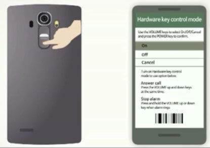 Dokunmatik Ekranı Kırılan LG Telefon Nasıl Kullanılır ?